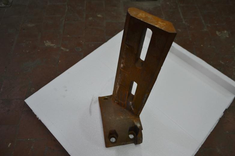 Рычаг смесителя (сталь 35Л), заказчик ПК «Пчелы»