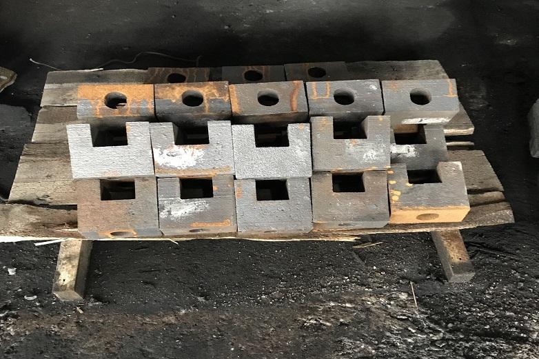 Опора плиты дробящей (110Г13Л), заказчик «СосновГео»