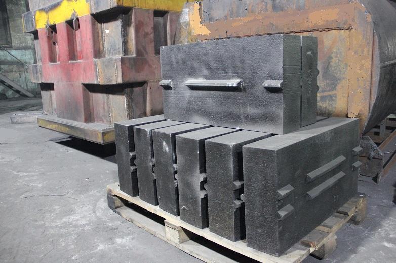 Било роторной дробилки PF-1315, вес 320 кг (ИЧХ28Н2), заказчик ООО «ДСК»